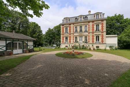 Hôtel particulier LE VESINET - Ref M-71694