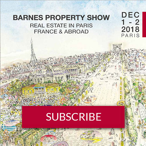 Subscribe for the Barnes Luxury Property Show