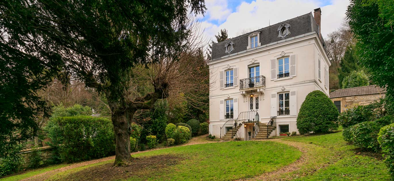 Bougival - France - House, 9 rooms, 5 bedrooms - Slideshow Picture 1