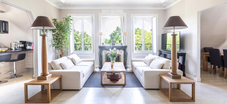 Le Vésinet - Francia - Piso, 4 cuartos, 2 habitaciones - Slideshow Picture 2