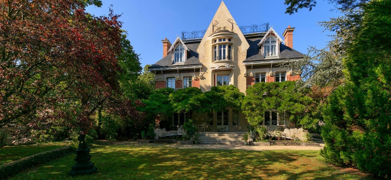 Le Vésinet - Francia - Casa, 12 cuartos, 6 habitaciones - Slideshow Picture 3