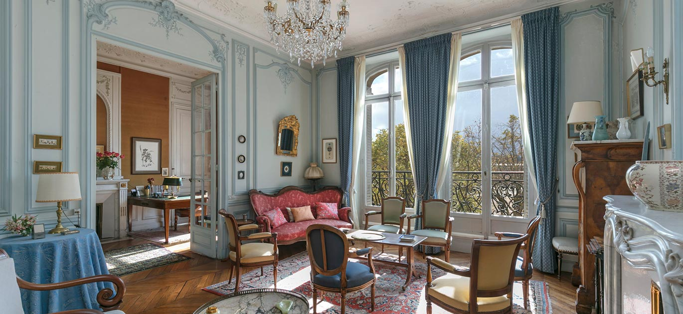 Versailles - France - Apartment, 6 rooms, 4 bedrooms - Slideshow Picture 2