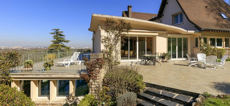 Bougival - Francia - Casa, 11 cuartos, 6 habitaciones - Slideshow Picture 1