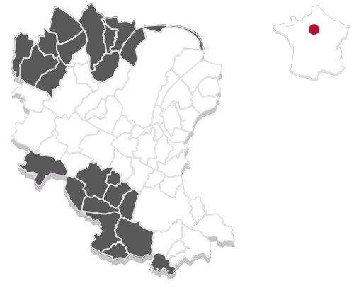 Las propiedades de lujo en el departamento de Yvelines