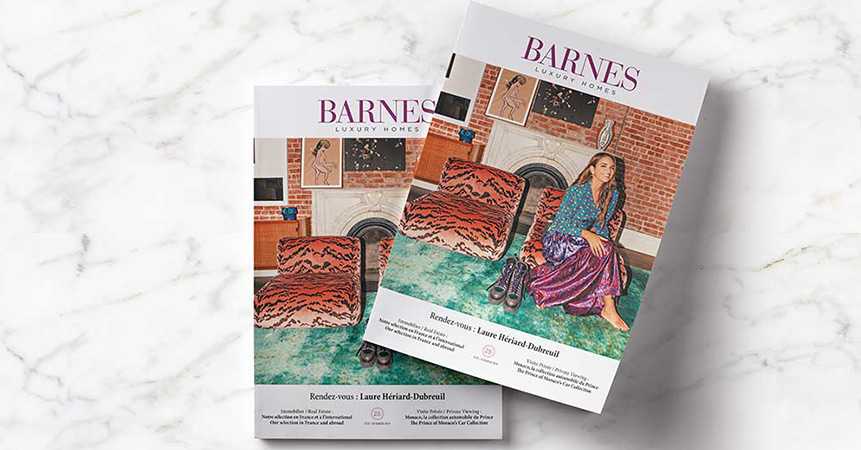 La nouvelle édition Été 2019 de notre magazine BARNES Luxury Homes est disponible.