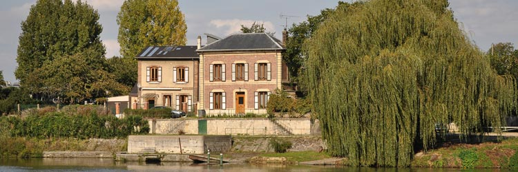 Immobilier bougival barnes for Achat maison bougival